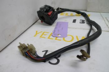 YAMAHA XJ900 DIVERSION LEFT SWITCH GEAR    (CON-C)
